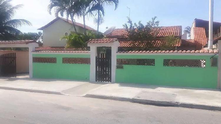 Casa para venda. terreno de 450 metros quadrados na praia do
