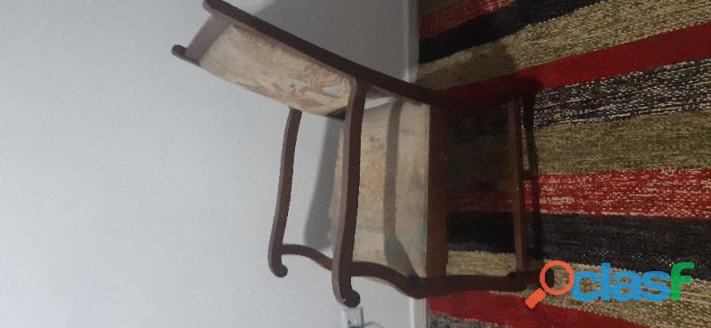 Cadeira antiga para sala, escritório ou quarto 1