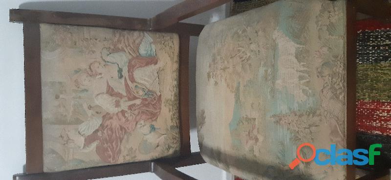 Cadeira antiga para sala, escritório ou quarto 2