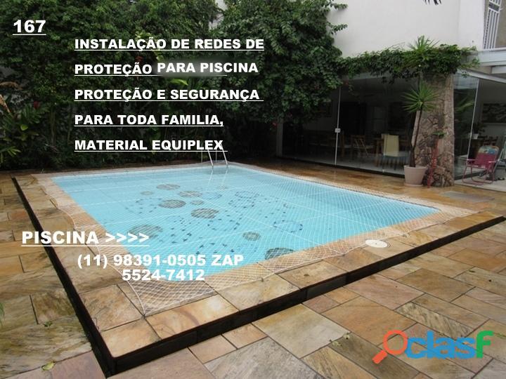 Telas de Proteção na Vila Alexandria, Rua Tebas , (11) 98391 0505, zap 2