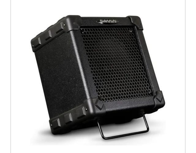 Amplificador +g5 giannini - 15w