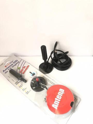 Antena tv digital hd interna universal. - promoção