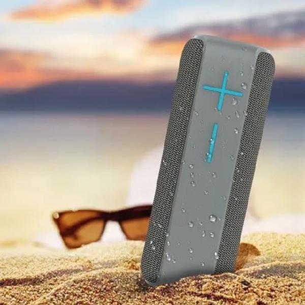 Caixa de som bluetooth ipx6 resistente à água kimaster