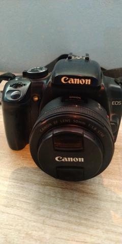 Cânon rabel xti, câmera profissional para fotográfia