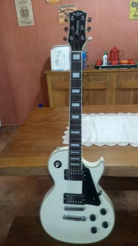 Guitarra les paul custom strinberg clp 79