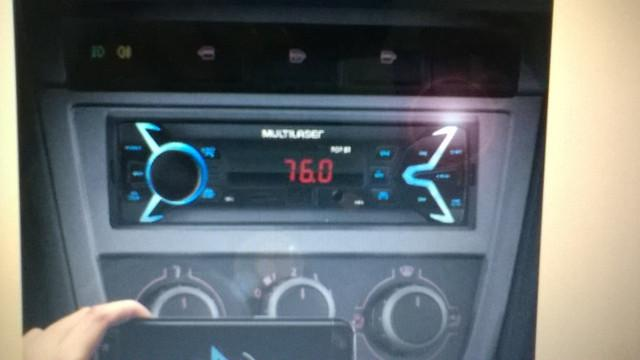 Oferta auto radio automotivo novo c/bluetooth e instalação