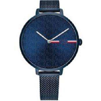 Relógio xf3 gio tommy hilfiger feminino a xe7 o azul