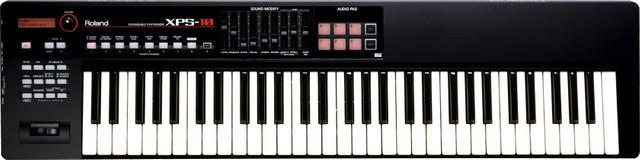 Teclado sintetizador roland xps10 61 teclas - produto novo -