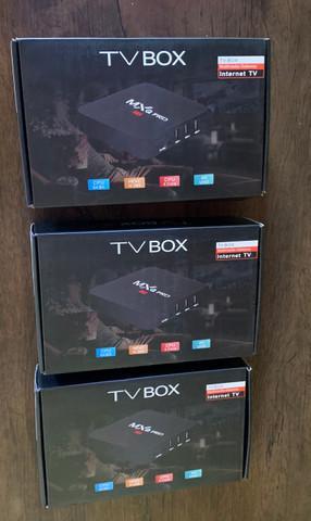 Tv box mxq pro 4k uhd