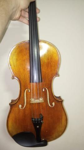 Viola de arco modelo strad 42 cm