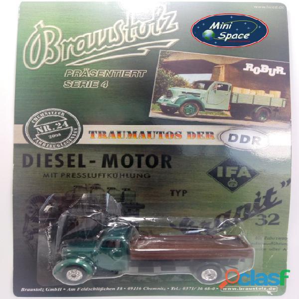 Grell Modell 1956 Framo Robur Granit 32 Diesel Truck 1/64 1