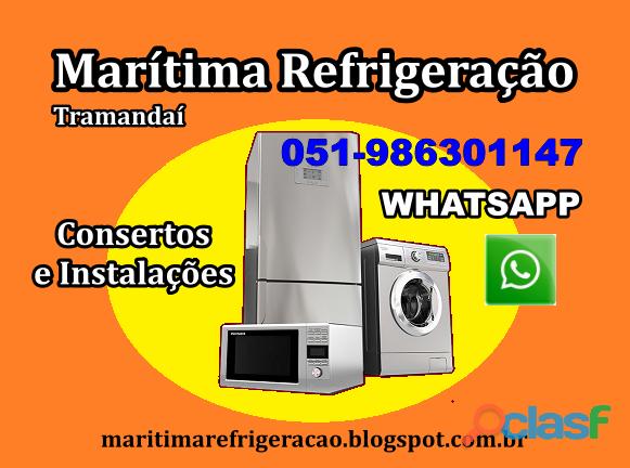 Maritíma Refrigeração e Climatização Tramandaí 5