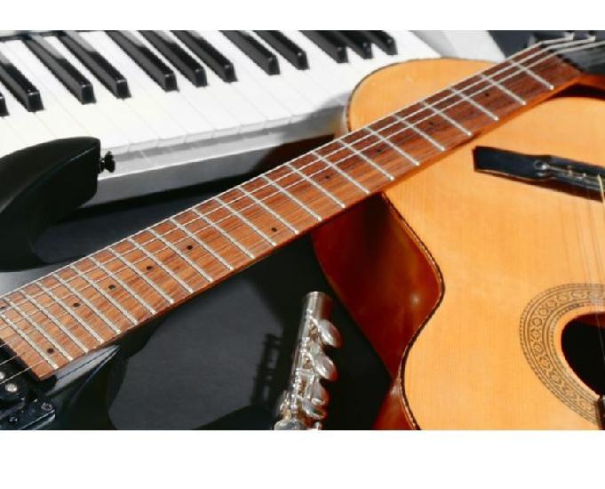 Aulas de música e canto