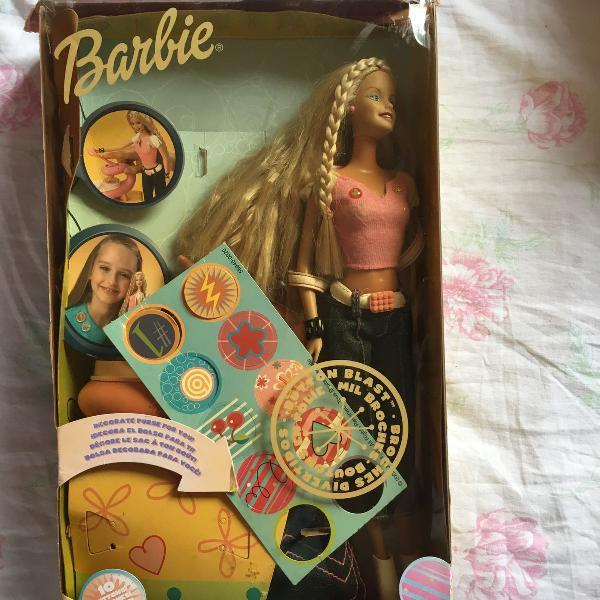 Barbie bottons - coleção 2003