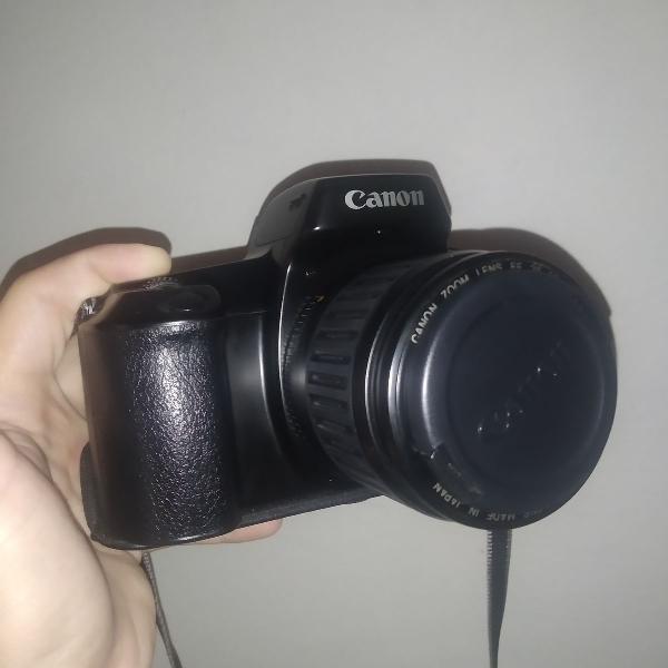 Câmera canon eos 1000 qd