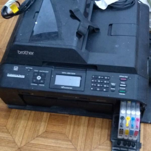 Impressora brother multifuncional tamanho a3