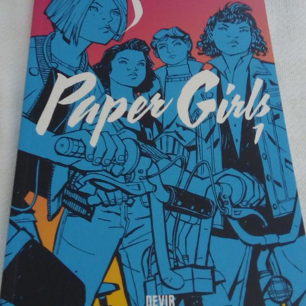 Paper girls - graphic novel - volume 1
