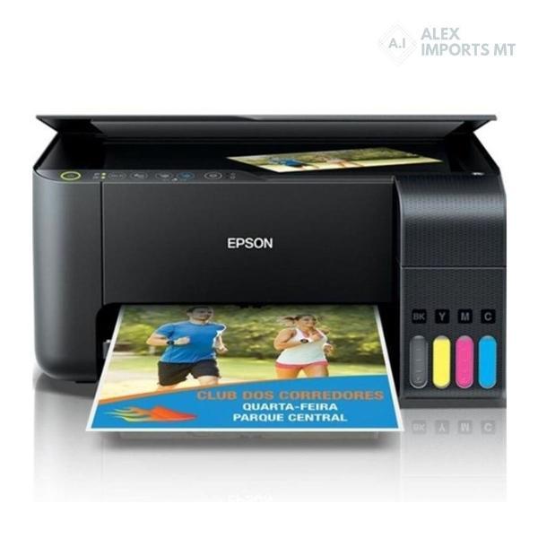 Impressora epson l3150 color tanque de tinta 5760dpi usb