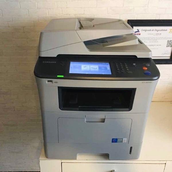 Impressora laser samsung scx-5835nx