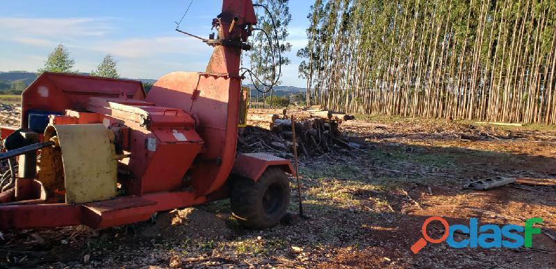 Locação de picador florestal