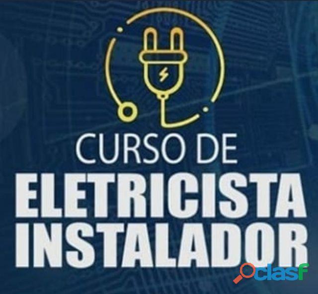 Curso de eletricista e instalador
