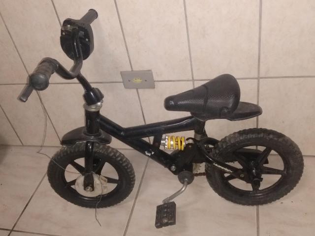 Bicicleta infantil aro 12 bandeirantes