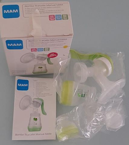 Bomba de retirar leite manual