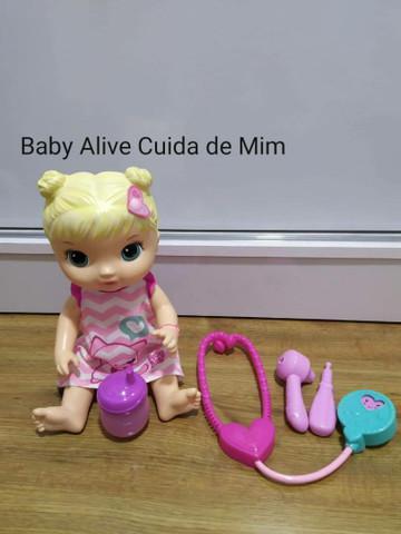 Bonecas baby alive a venda