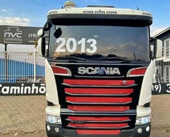 Caminhão scania r 440 optcruise