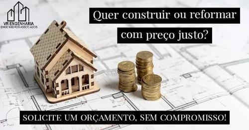 Construções e reformas de casas e apartamentos