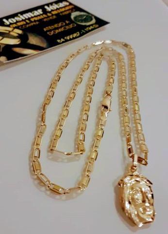 Linda corrente em ouro 18k-750