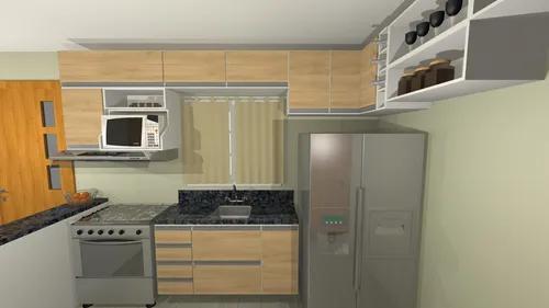 Projetos 3d - designer interiores - móveis planejados