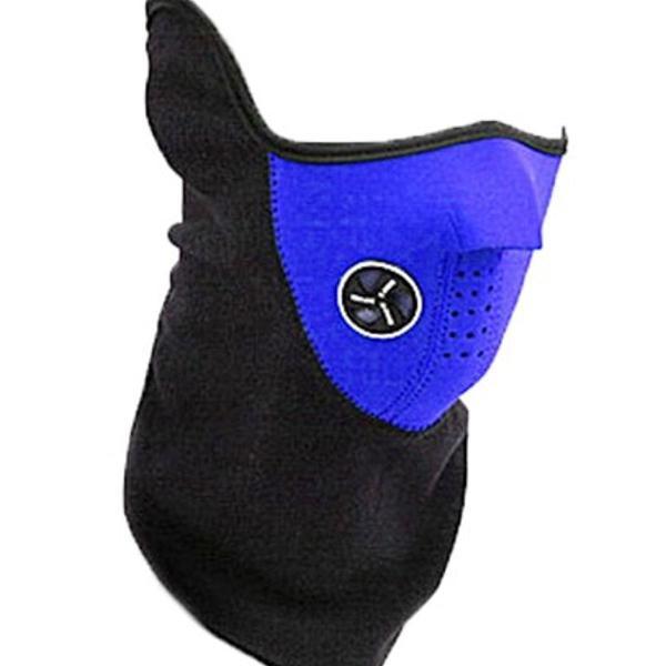 Protetor de pescoço com filtro à prova de poeira