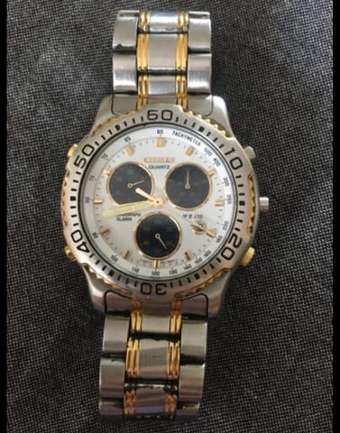 Relógio luxo original citizen masculino ecodrive