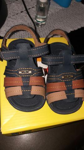 Sandália klin tamanho 20