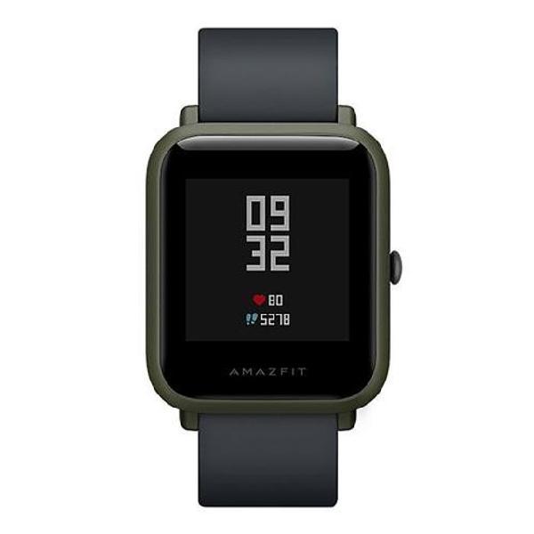 Smartwatch xiaomi amazfit bip, gps, português, novo,