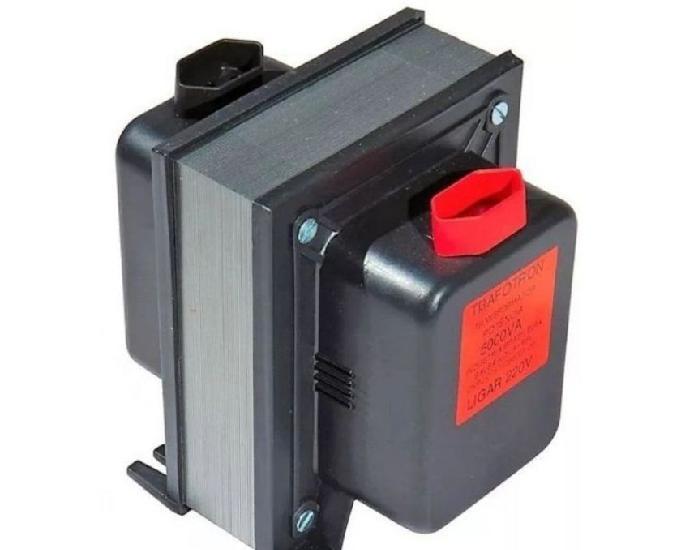 Transformador 6000va 110v 220v ar condicionado geladeira