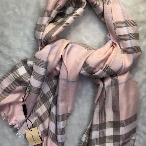 Echarpe burberry - rosa