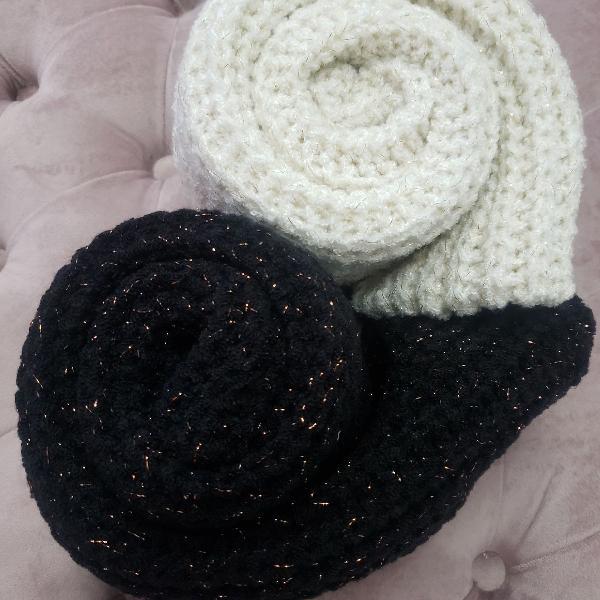 Gola tricot lurex