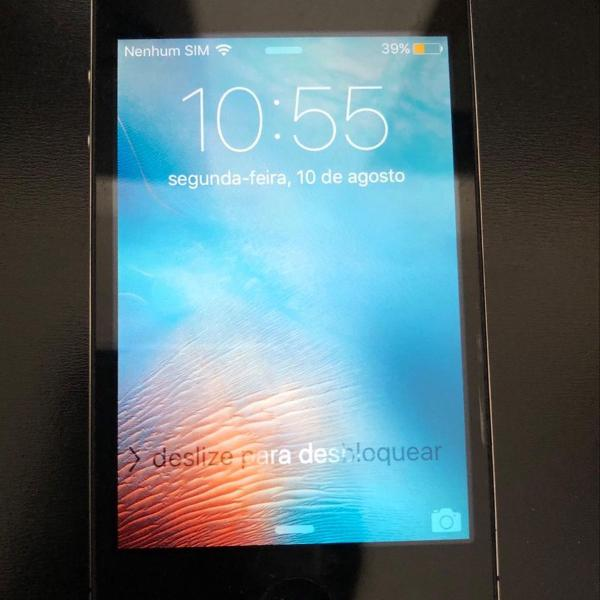Iphone 4s preto original