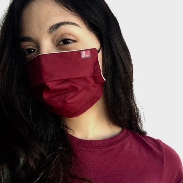 Máscaras de tecido gislene têxtil