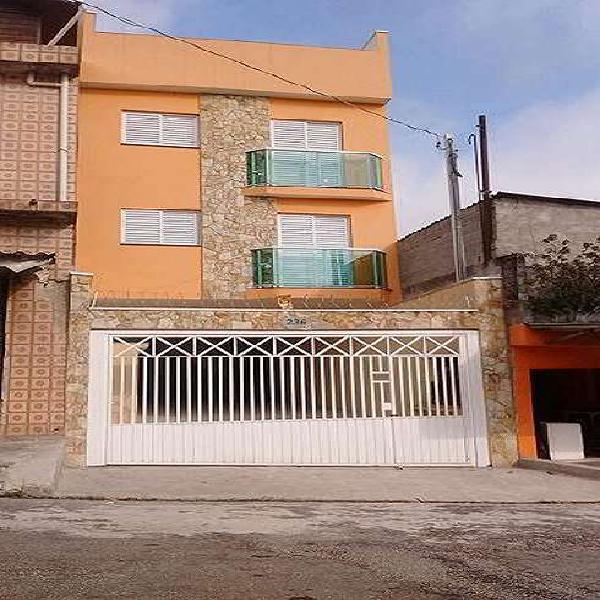 Apartamento residencial em santo andre - sp, parque joão