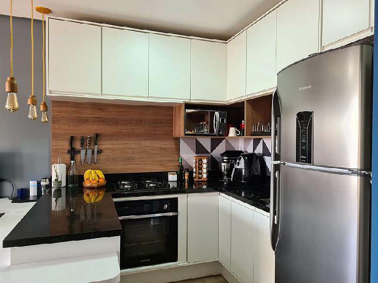 Apartamento são caetano 40m² 1 dormitório com vaga vila