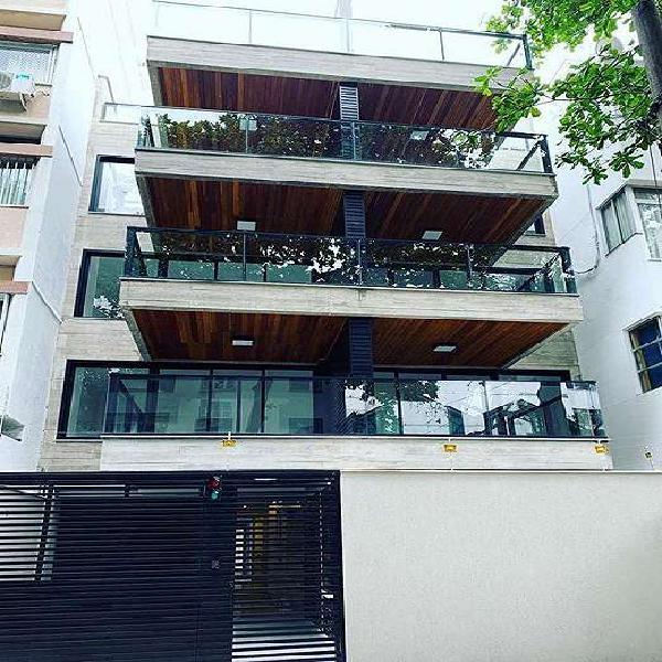 Apartamento para venda em rio de janeiro, ipanema, 2
