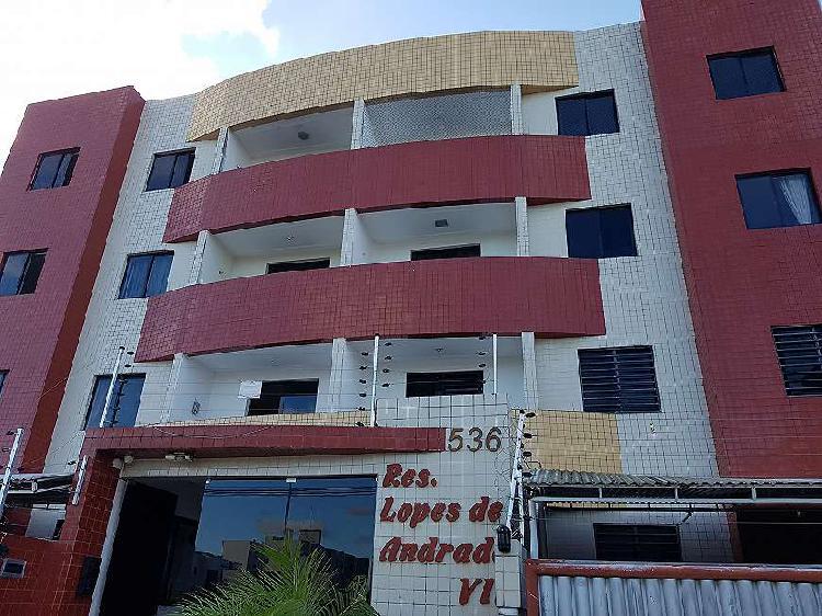 Apartamento para venda possui 77 metros quadrados com 3
