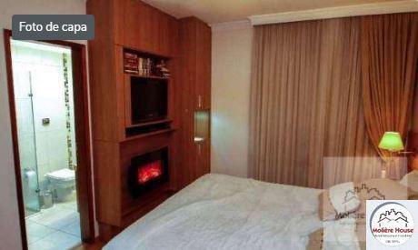 Apartamento à venda no brooklin novo - são paulo, sp.
