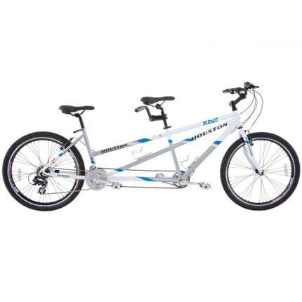 Bicicleta houston kb2 aro 26 21 marchas - câmbio shimano