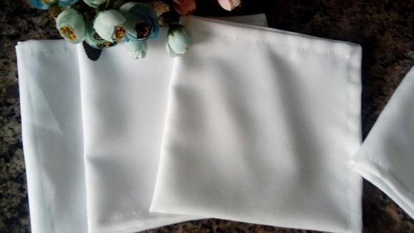 Guardanapo em tecido 40x40cm algodão