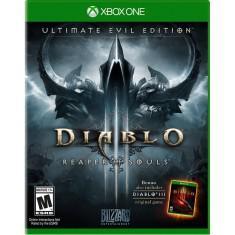 Jogo diablo iii: ultimate evil edition xbox one blizzard