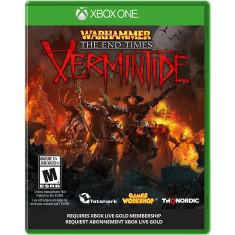 Jogo warhammer end times vermintide xbox one nordic games